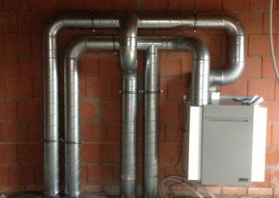 Ventilatiesysteem Vasco Roeselare